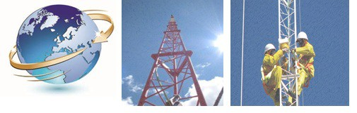 Towers|Masts|Rigging|Civils|Turnkey